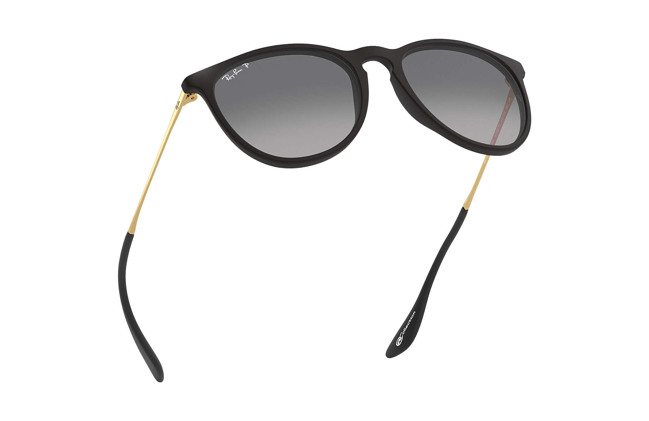 Ray-Ban 0RB4171-ERIKA @Collection Black; Gold SUN
