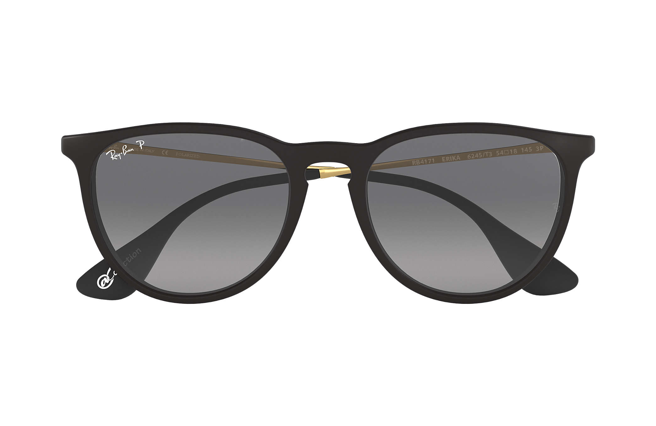 Erika  collection Ray-Ban RB4171 Noir - Nylon - Gris Verres ... 16fcfdcaff74