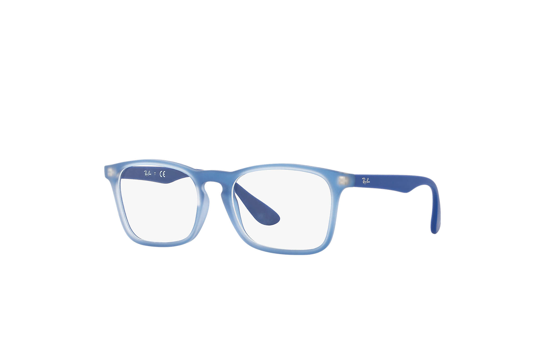 23cdd8775a Ray-Ban prescription glasses RY1553 Blue - Injected - 0RY1553366848 ...