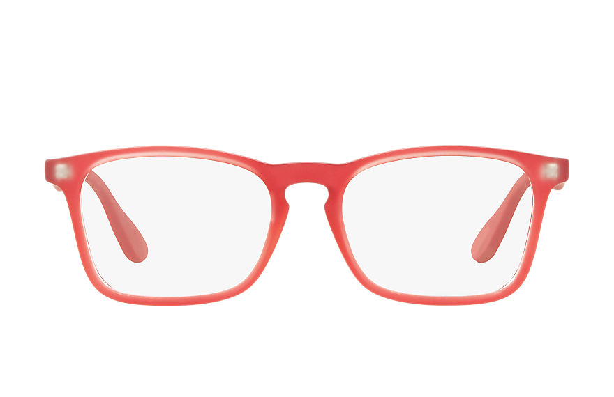 Ray-Ban  eyeglasses RY1553 CHILD 004 rb1553 red 8053672610697