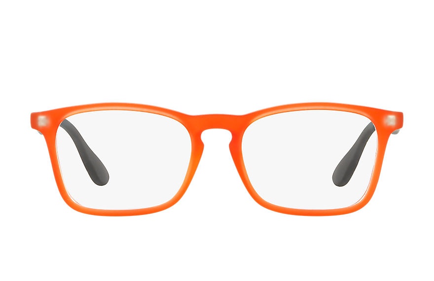 Ray-Ban  eyeglasses RY1553 CHILD 005 rb1553 orange 8053672610710