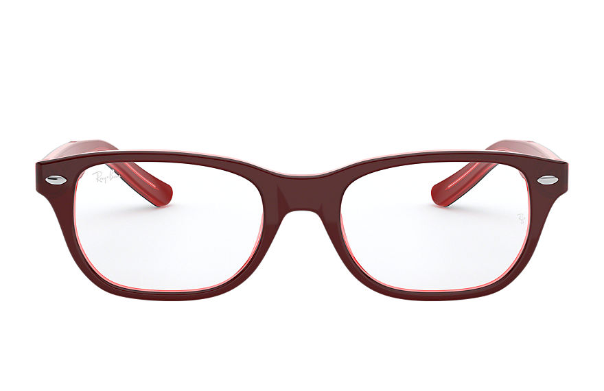 Ray-Ban Eyeglasses RB1555 Red