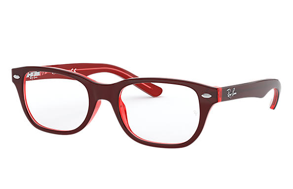 526792b030 Ray-Ban prescription glasses RY1555 Black - Acetate - 0RY1555352948 ...