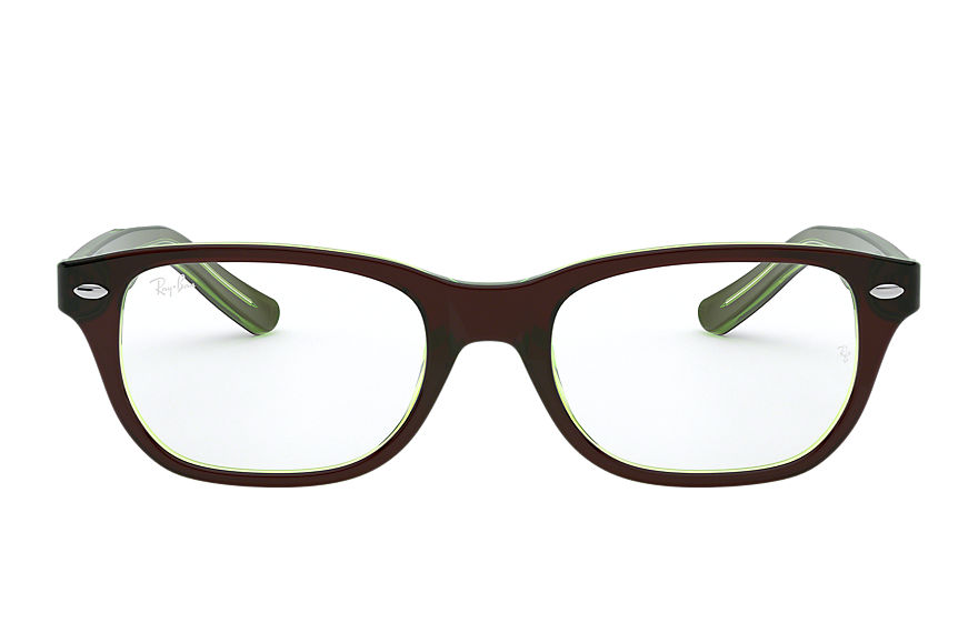 Ray-Ban  eyeglasses RY1555 CHILD 006 rb1555 brown 8053672611007