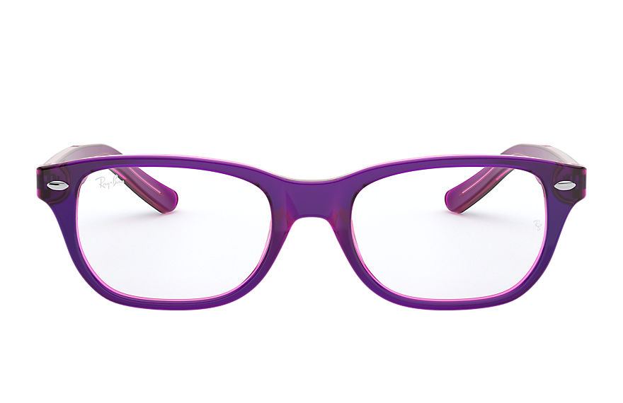 Ray-Ban  eyeglasses RY1555 CHILD 003 rb1555 violet 8053672611014