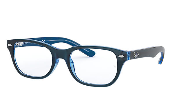 Ray-Ban 0RY1555-RB1555 Blauw OPTICAL