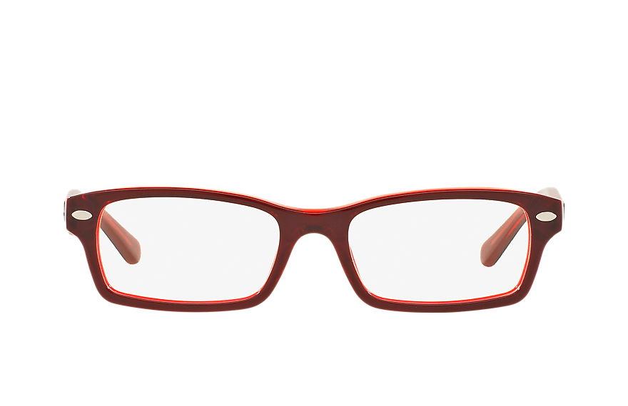 Ray-Ban  eyeglasses RY1530 CHILD 009 rb1530 red 8053672611113