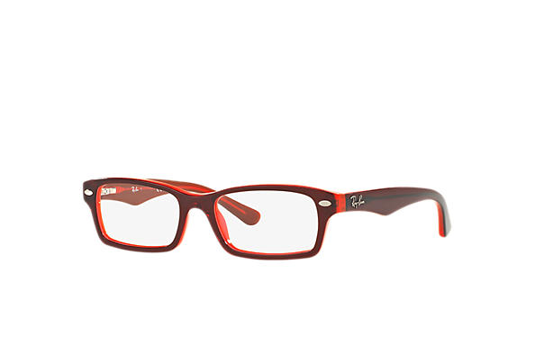 Ray-Ban 0RY1530-RB1530 Red OPTICAL