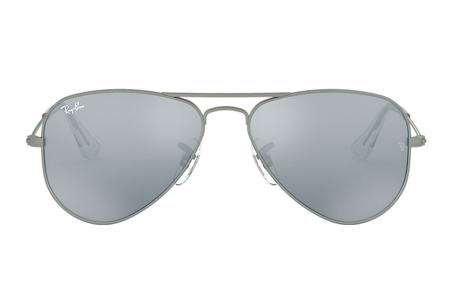Ray-Ban  sunglasses RJ9506S CHILD 014 aviator junior gunmetal 8053672611199