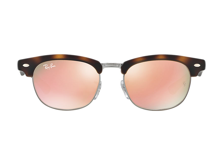 Ray-Ban  sunglasses RJ9050S CHILD 009 clubmaster junior tortoise 8053672611205