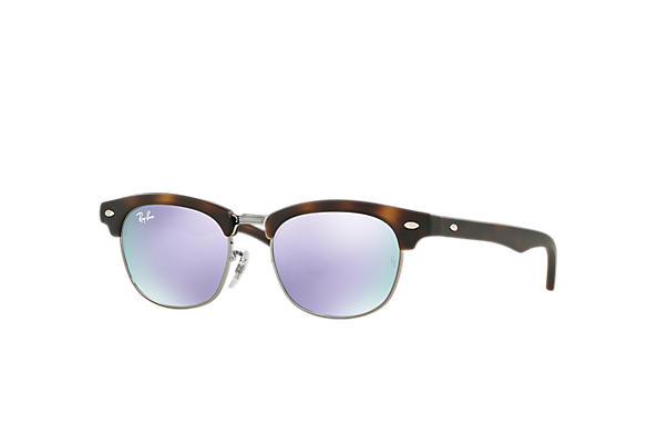 Ray-Ban 0RJ9050S-CLUBMASTER JUNIOR Tortoise SUN