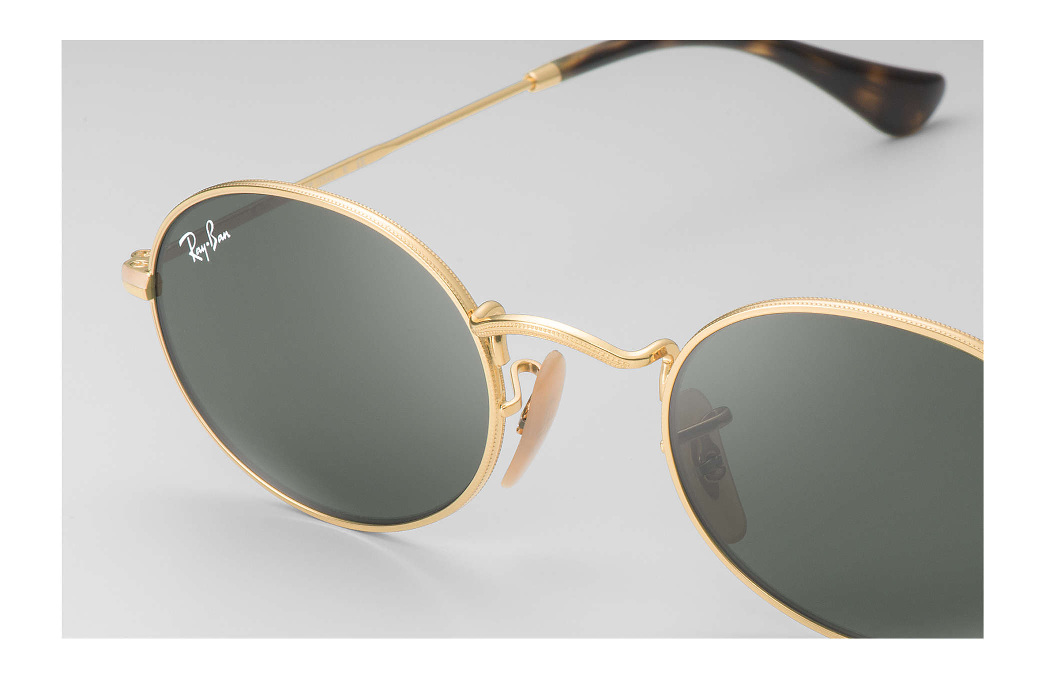 c55c829849f Ray-ban Icon Oval Flat Lens Sunglasses - Bitterroot Public Library