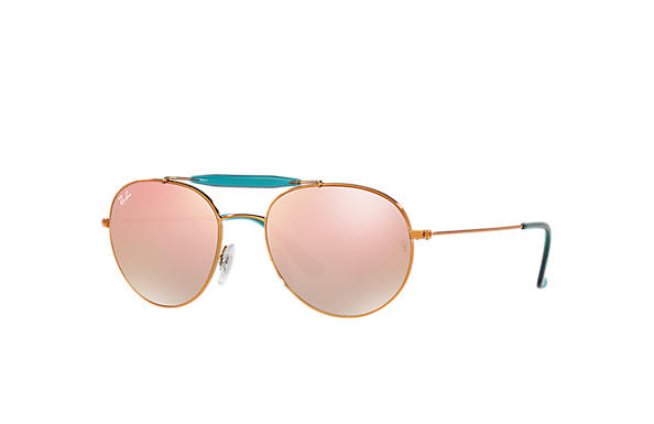 Ray-Ban 0RB3540-RB3540 Bronze-Copper SUN