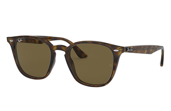 31a23b6c69 Ray-Ban RB4258F Tortoise - Propionate - Brown Lenses - 0RB4258F710 ...