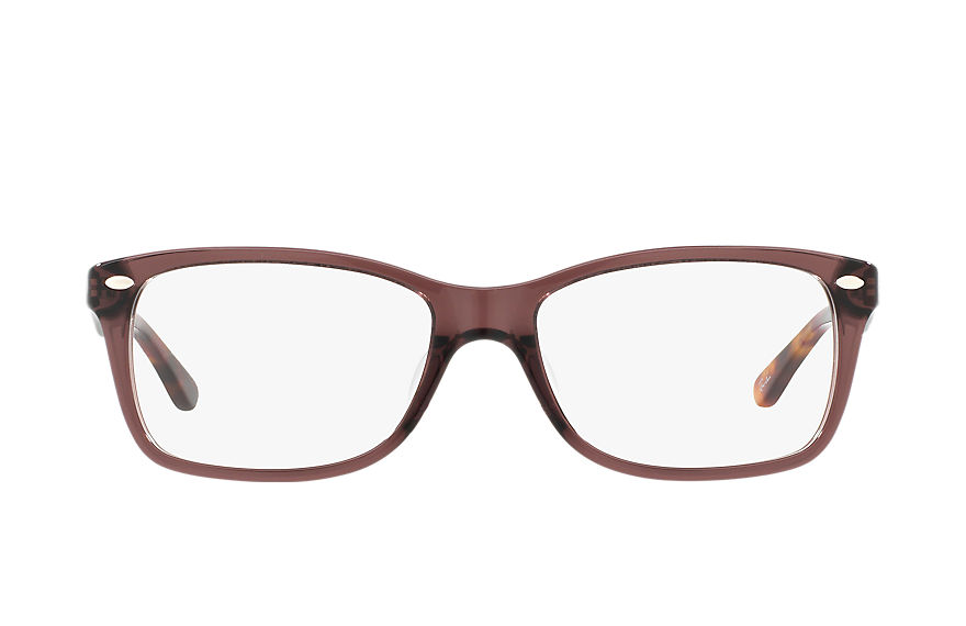 Ray-Ban  eyeglasses RX5228F UNISEX 019 rb5228f brown 8053672613216