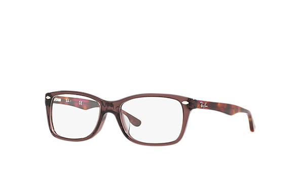 Ray-Ban 0RX5228F-RB5228F Brown; Tortoise OPTICAL