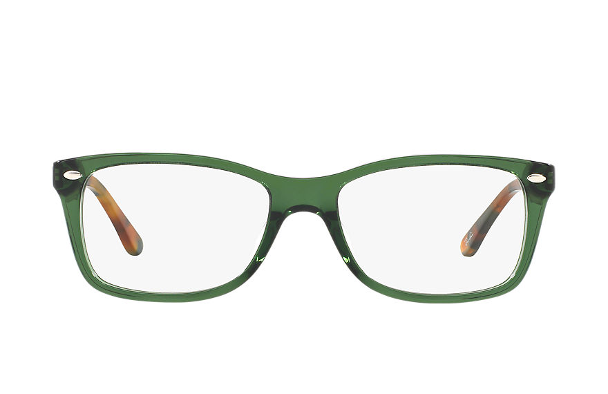 Ray-Ban  eyeglasses RX5228F UNISEX 018 rb5228f green 8053672613285