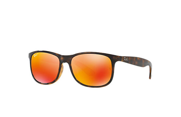 Ray-Ban 0RB4202F-ANDY Tortoise SUN