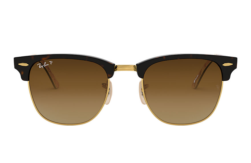 Ray-Ban  sonnenbrillen RB3016 UNISEX 030 clubmaster collection havana 8053672614039