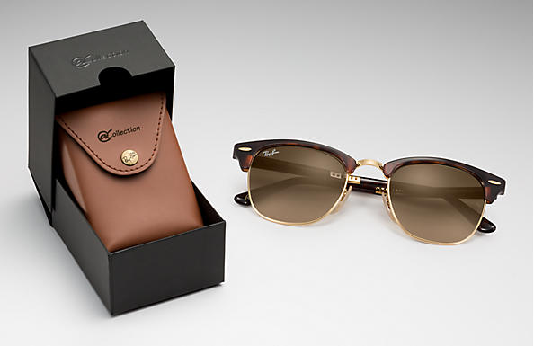 ray ban clubmaster pliable