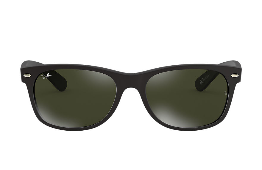 Ray-Ban  sunglasses RB2132 UNISEX 064 new wayfarer online exclusive black 8053672614237
