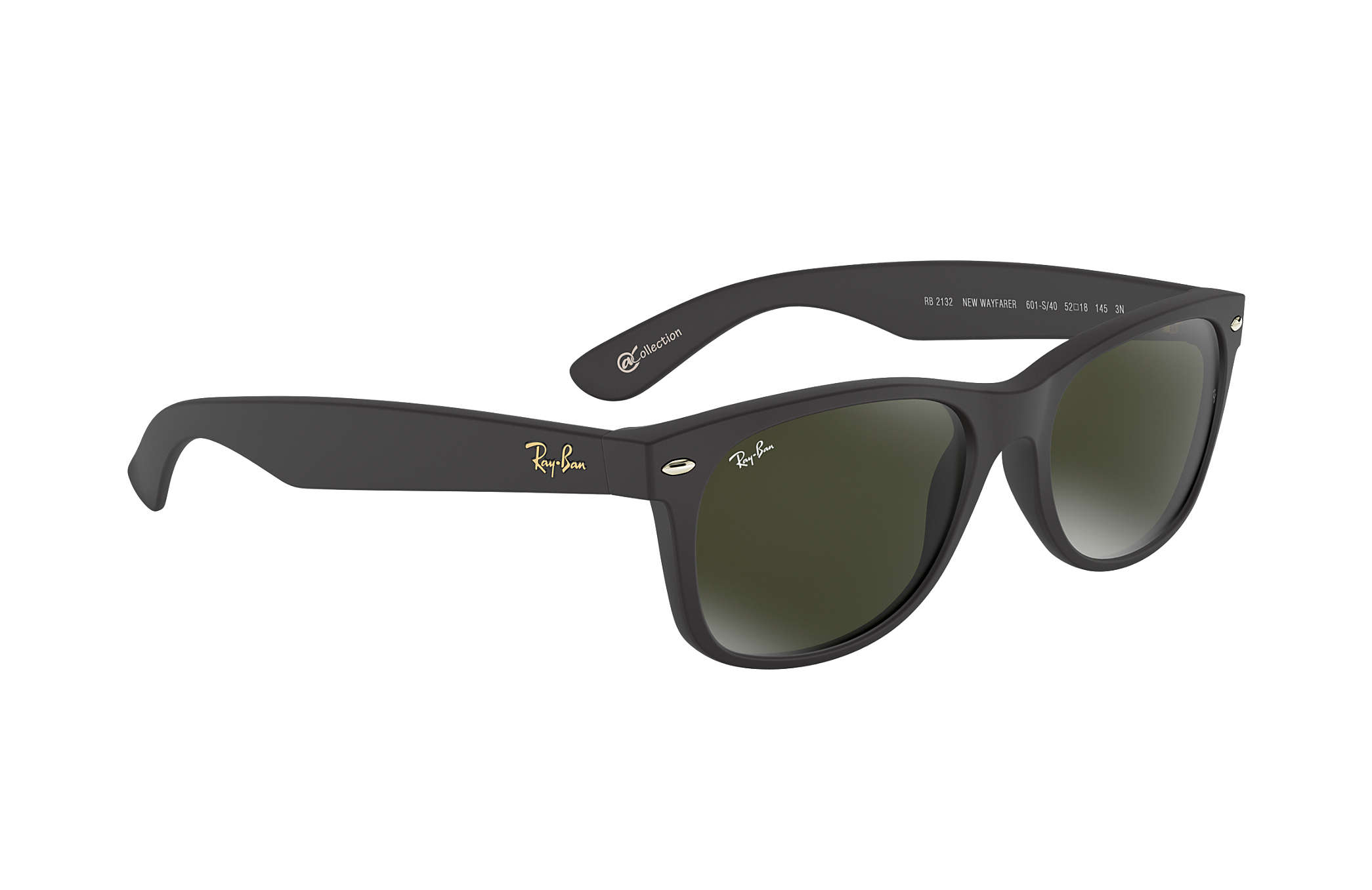Ray-Ban 0RB2132-NEW WAYFARER @Collection Black SUN