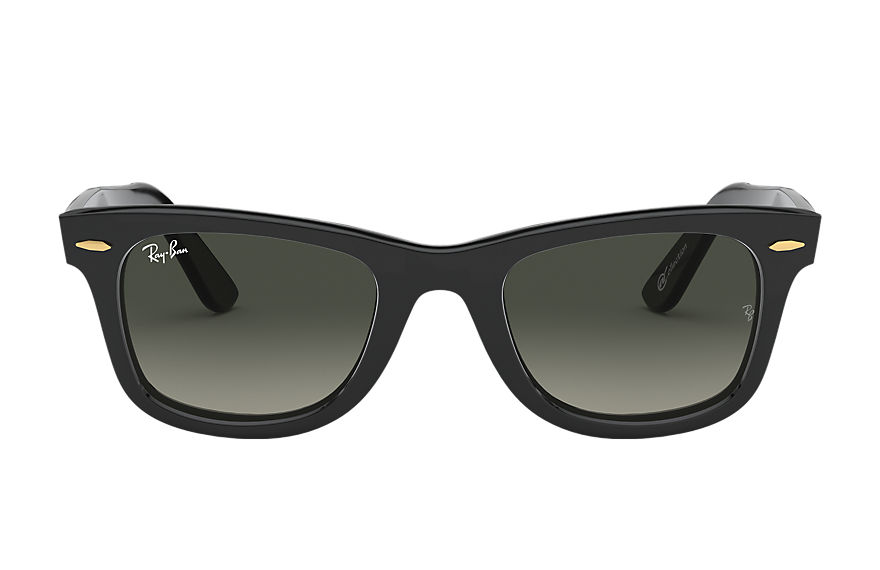 Ray-Ban  sunglasses RB2140 UNISEX 126 original wayfarer online exclusive black 8053672614282