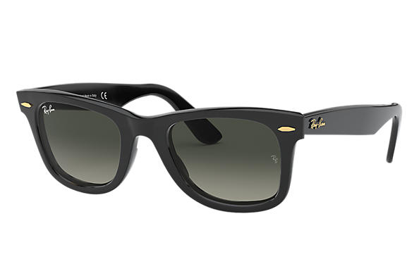 Ray-Ban 0RB2140-ORIGINAL WAYFARER @Collection Zwart SUN
