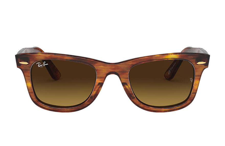 Ray-Ban  sunglasses RB2140 UNISEX 127 original wayfarer online exclusive tortoise 8053672614312