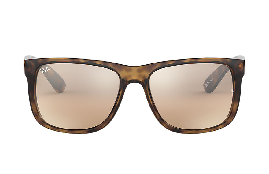 Ray-Ban  sunglasses RB4165 UNISEX 027 justin online exclusive tortoise 8053672614381