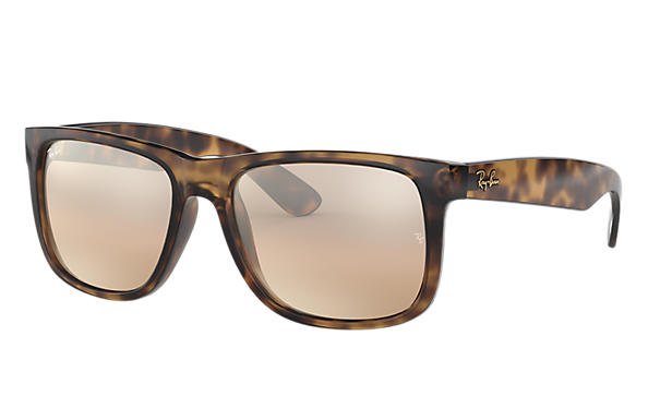 Ray-Ban 0RB4165-JUSTIN @Collection Tortoise SUN