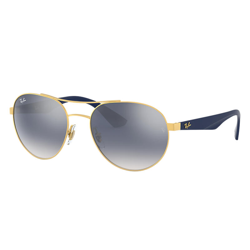 Ray Ban @Collection Blue Sunglasses, Blue Sunglasses Lenses Rb3536
