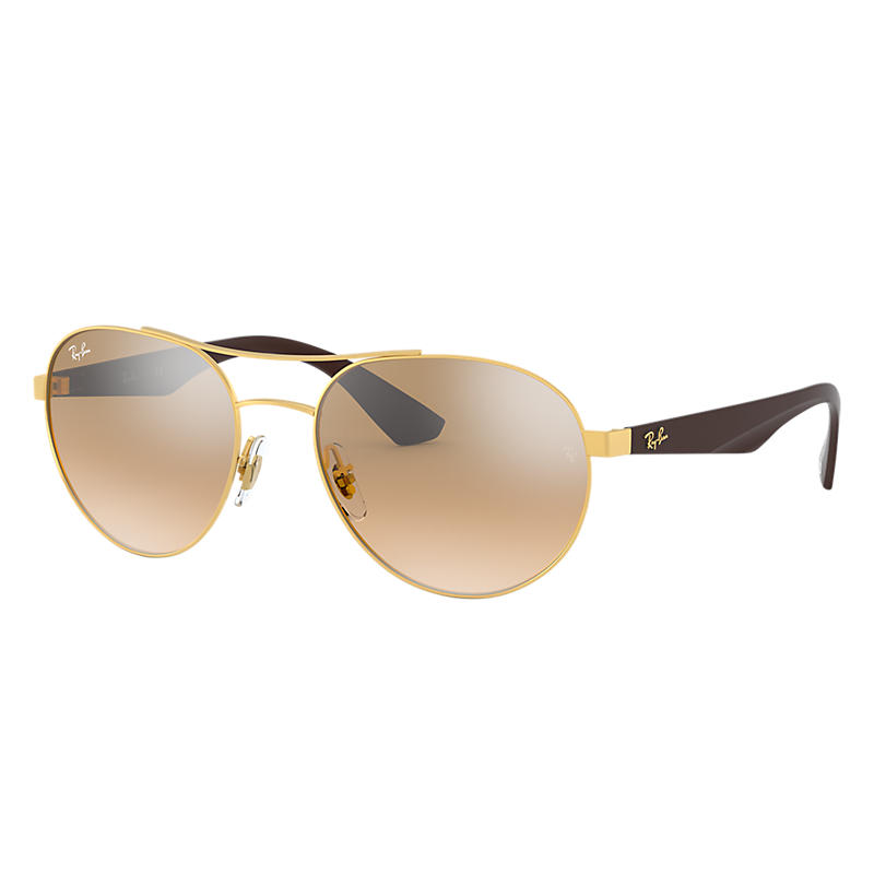 Ray Ban @Collection Brown Sunglasses, Brown Sunglasses Lenses Rb3536