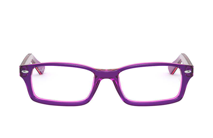 Ray-Ban  eyeglasses RY1530 CHILD 008 rb1530 violet 8053672615418