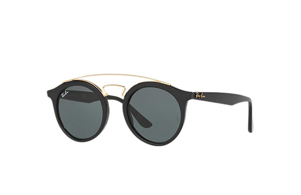 392fb190d4b Ray-Ban Rb4256 Gatsby I RB4256 Black - Propionate - Green Lenses ...