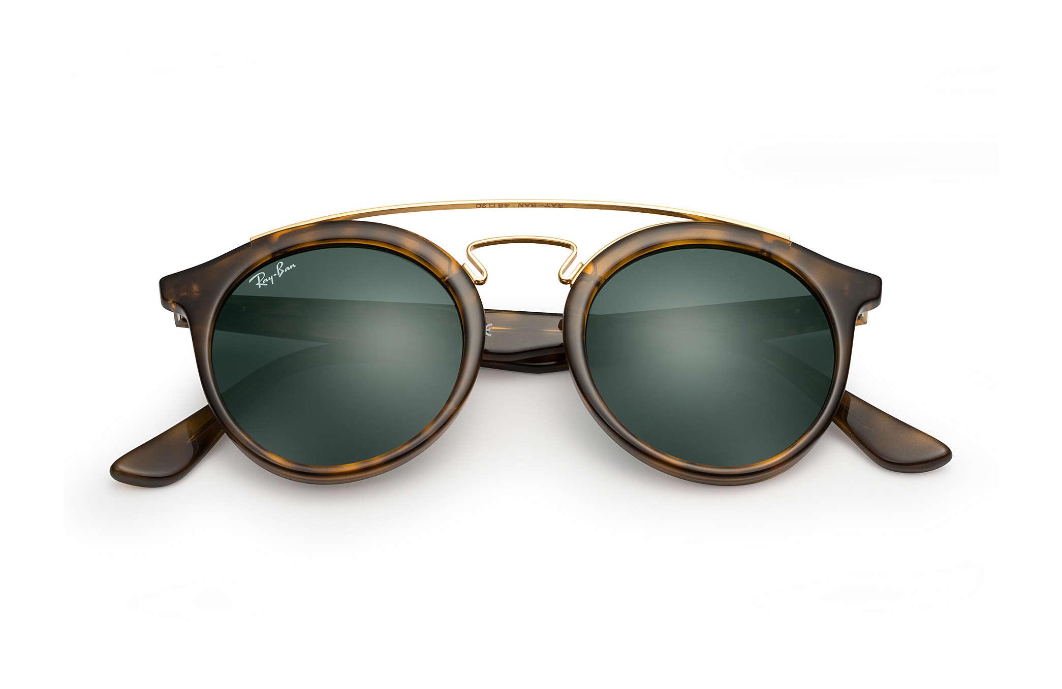 08ef3ad61d Ray-Ban Rb4256 Gatsby I RB4256 Tortoise - Propionate - Green Lenses ...