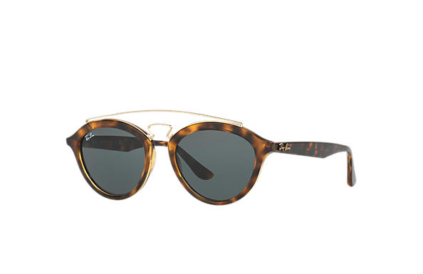 ee9c29a4d5 Ray-Ban Rb4257 Gatsby Ii RB4257 Tortoise - Propionate - Green Lenses ...