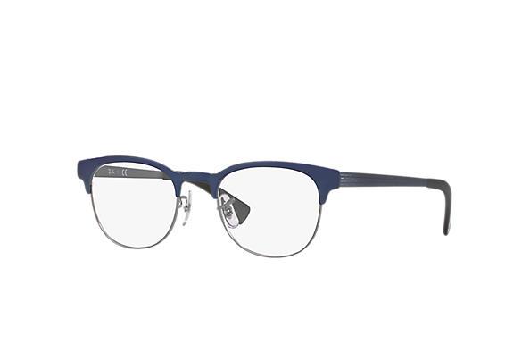 a212e48663 Ray-Ban prescription glasses RB6317 Black - Metal - 0RX6317283251 ...
