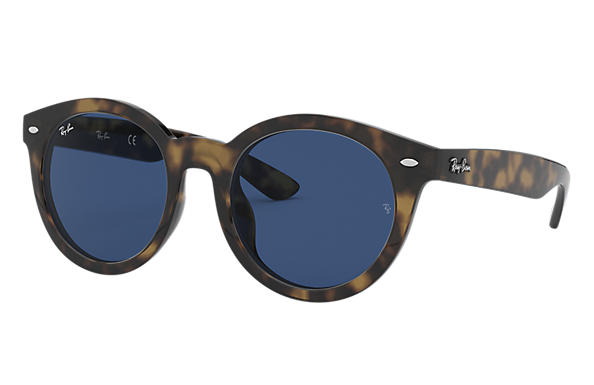 99b4fd5d04fb4 Ray-Ban RB4261D Tortoise - Injected - Blue Lenses - 0RB4261D710 8055 ...
