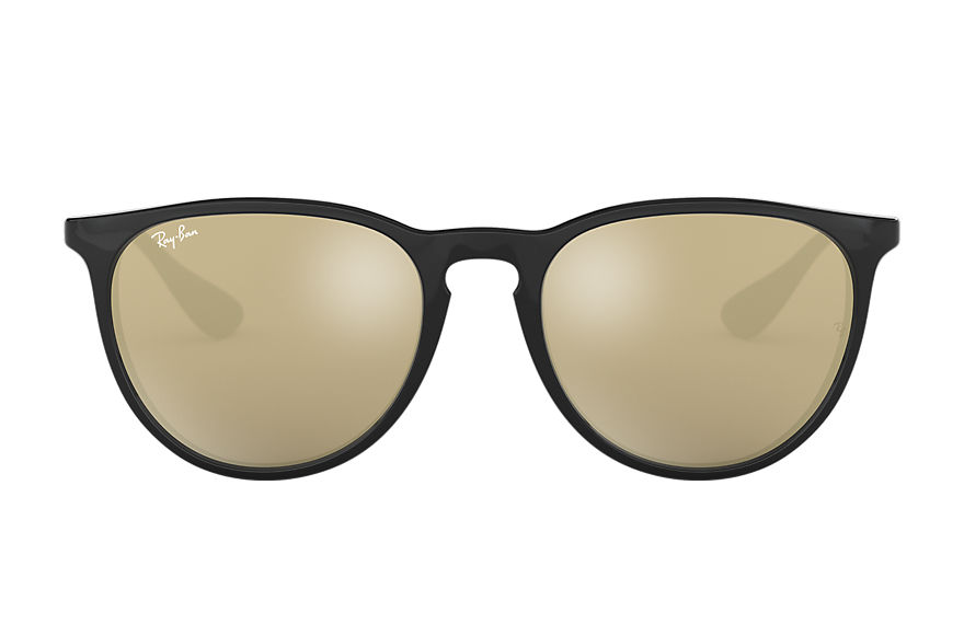 Ray-Ban  sunglasses RB4171F UNISEX 009 erika color mix low bridge fit black 8053672630800