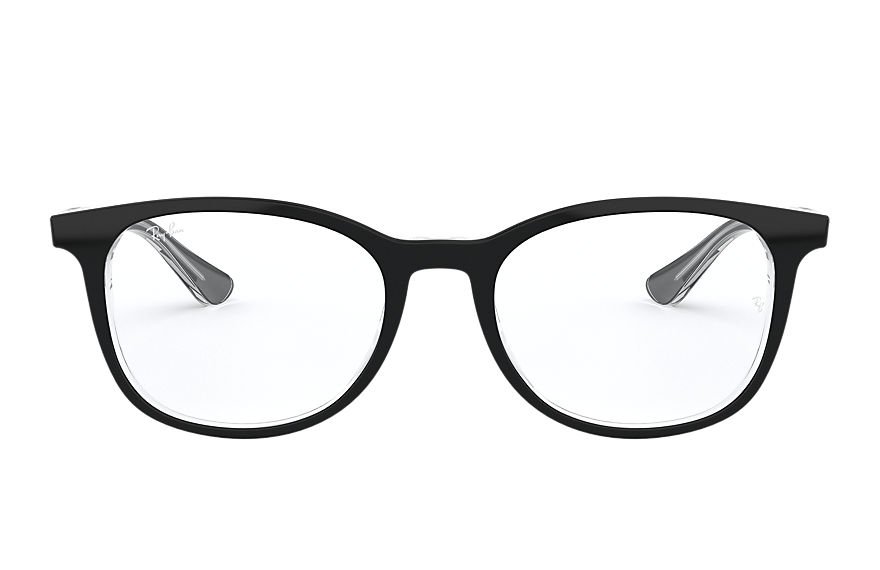 Ray-Ban  eyeglasses RX5356 MALE 009 rb5356 黑色 8053672633535
