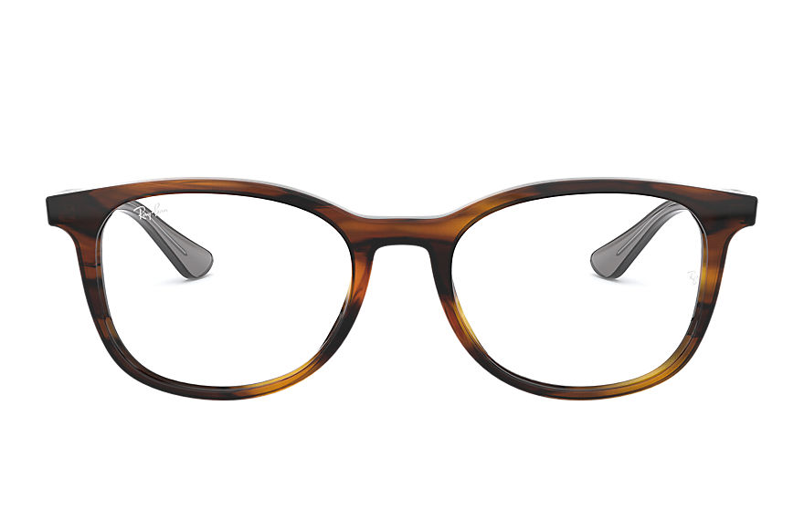 Ray-Ban  eyeglasses RX5356 MALE 007 rb5356 玳瑁色 8053672633559