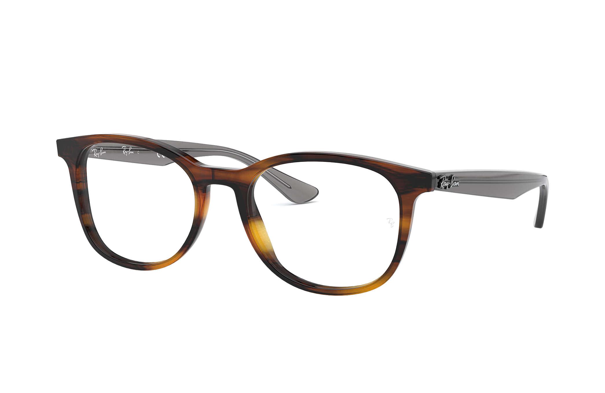 ray ban sehbrille grau