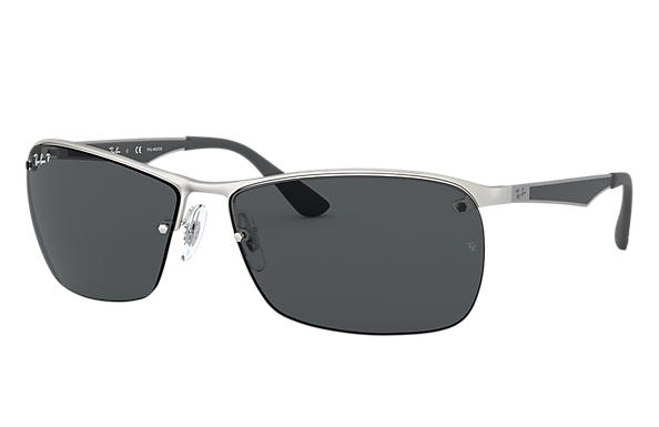 Ray-Ban 0RB3550-RB3550 Argento SUN