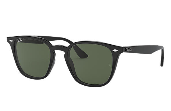 Ray-Ban 0RB4258-RB4258 Negro; Black SUN