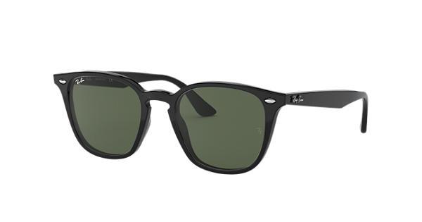 4c674f62bf Ray-Ban RB4258 Black - Propionate - Green Lenses - 0RB4258601 7150 ...