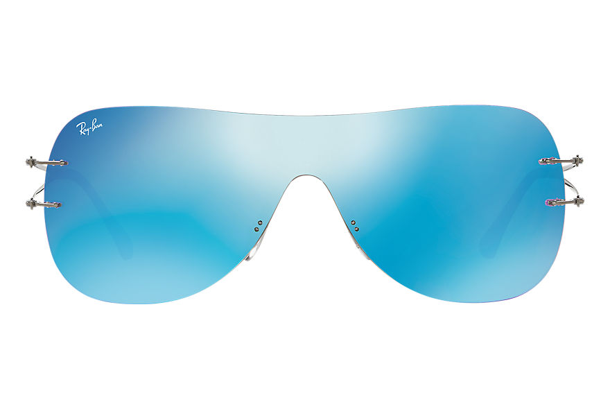 Ray-Ban  sunglasses RB8057 MALE 011 rb8057 staalgrijs 8053672637434