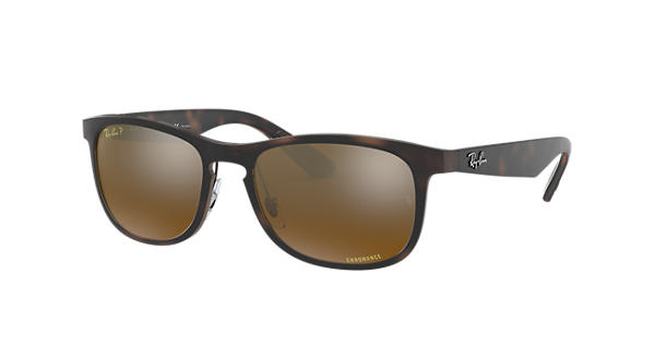 ec8663429f Ray-Ban Rb4263 Chromance RB4263 Tortoise - Nylon - Bronze Polarized Lenses  - 0RB4263894 A355
