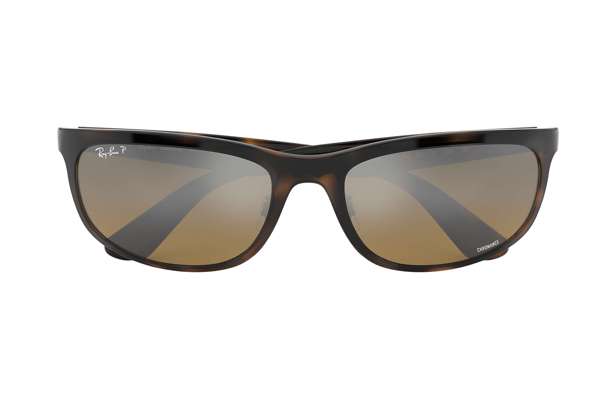 b09cc4ea3c Ray-Ban Rb4265 Chromance RB4265 Tortoise - Nylon - Brown Polarized ...