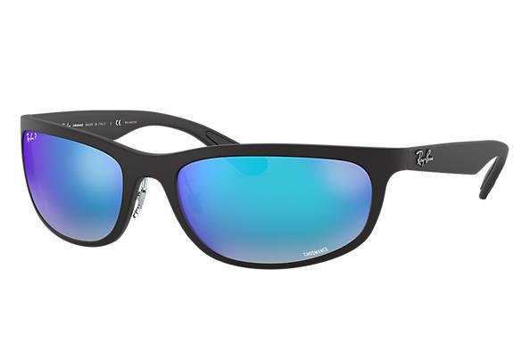 ad21603c0ad0c8 Ray-Ban Rb4265 Chromance RB4265 Black - Nylon - Blue Polarized ...